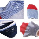 SZSMART 5 Paires Invisible Socks - Socquettes Courtes de Coton Hommes et Femmes, Basses Chaussettes Antiglisse des Chaussettes Décontractées de la marque SZSMART image 1 produit