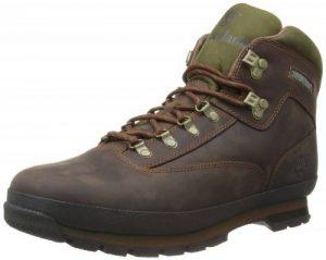 Timberland Euro Hiker Leather, Bottes Chukka Homme de la marque Timberland image 0 produit