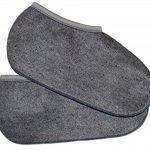 Tobeni 2 Paires de Bottes Chaussettes à enfiler Chaussettes soi-disant chaussettes de cheveux de cheval pour Femme Homme et Enfants de la marque Tobeni image 2 produit