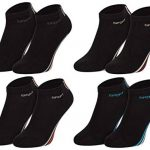 Tobeni 8 paires de chaussettes homme socquettes en coton sans couture de la marque Tobeni image 1 produit