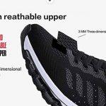 tqgold® Chaussure de Sport Homme Femme Basket de Running Fitness Course Sneakers Basses de la marque TQGOLD image 2 produit
