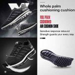 tqgold® Chaussure de Sport Homme Femme Basket de Running Fitness Course Sneakers Basses de la marque TQGOLD image 4 produit
