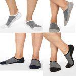 Ueither Homme Chaussettes Basses Respirantes Courtes Socquettes de Sport en Coton Confortable Basiques Chaussettes de la marque Ueither image 1 produit
