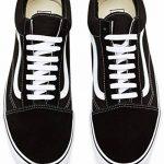 Vans Old Skool Classic Suede/Canvas, Baskets Basses Mixte Adulte de la marque Vans image 2 produit