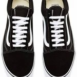 Vans Old Skool Classic Suede/Canvas, Baskets Basses Mixte Adulte de la marque Vans image 2 produit