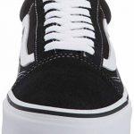 Vans Old Skool Classic Suede/Canvas, Baskets Basses Mixte Adulte de la marque Vans image 4 produit
