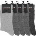 VCA Lot de 10 paires de chaussettes classiques pour l'homme d'affaires. Avec une teneur élevée en coton. Homme de la marque VCA image 4 produit