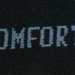VCA Lot de 8 paires de chaussettes classiques - 80% coton - sans élastique - homme - noir de la marque VCA image 3 produit