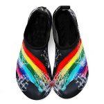 VIFUUR Chaussures de Sport Nautique Pieds Nus à séchage Rapide Aqua Yoga Chaussettes Slip-on pour Hommes Femmes Enfants de la marque VIFUUR image 3 produit