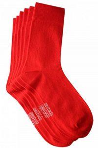 Weri Spezials Hommes Chaussettes x3 Rouge de la marque Weri-Spezials image 0 produit