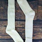 Workforce Homme Hiver Longue Hautes Laine Blanche Travail Chaussettes de la marque Workforce image 3 produit