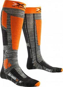 X-Socks Rider 2.0 Chaussettes de Ski Homme de la marque X-Socks image 0 produit