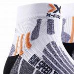 X-SOCKS - Run Speed 2 - Chaussettes de Running - Homme de la marque Run Speed Two image 1 produit