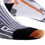 X-SOCKS - Run Speed 2 - Chaussettes de Running - Homme de la marque Run Speed Two image 3 produit