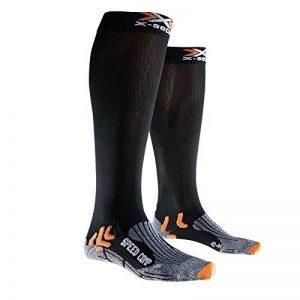 X-Socks Speed Comp Chaussettes Noir de la marque X-Socks image 0 produit